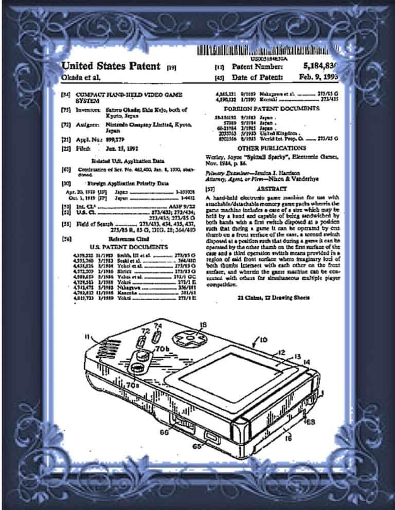 Amazing Amp Legendary Christmas Patents Hulsey PC IP Law