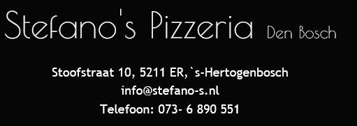 Stefano's Pizzeria