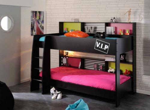احدث غرف نوم اطفال دورين من طابقين هولو كل مفيد