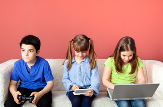 Online Data Protection for Minors