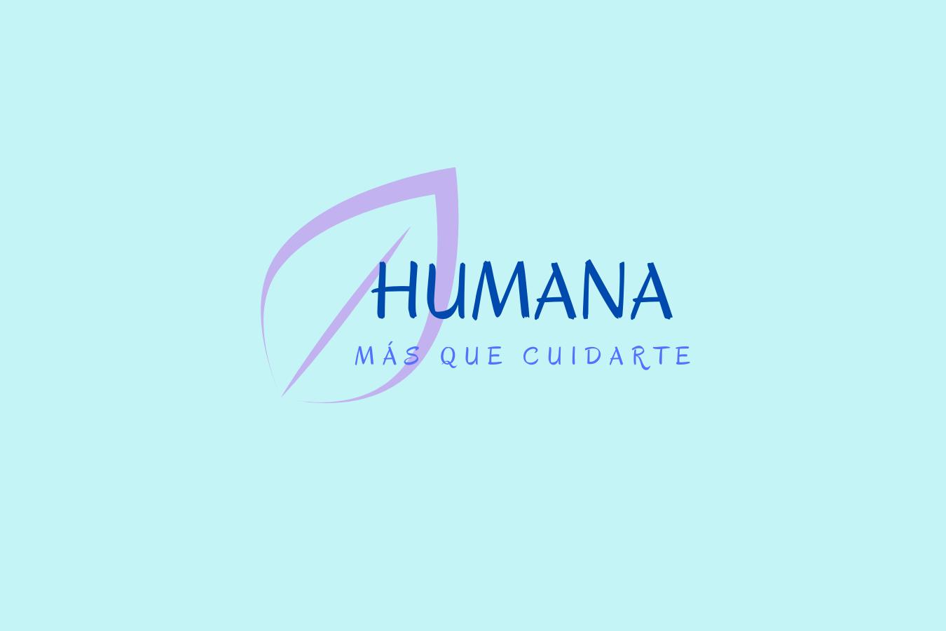 Logo HUMANA Asistencial