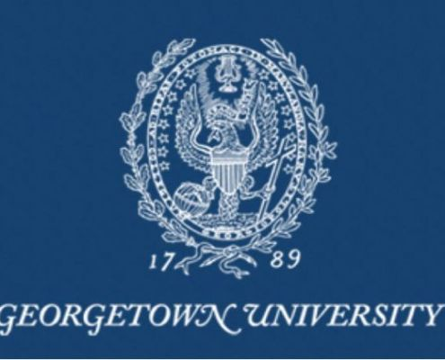 Managing Principal to Teach Georgetown University Course