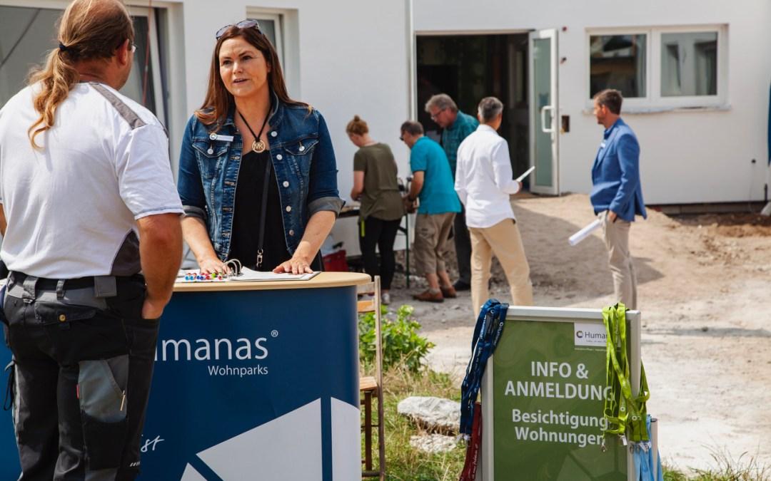 Sechster Humanas Wohnpark im Landkreis Harz soll im Herbst öffnen