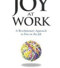 Photo of JOY AT WORK: A REVOLUTIONARY APPROACH TO FUN ON THE JOB