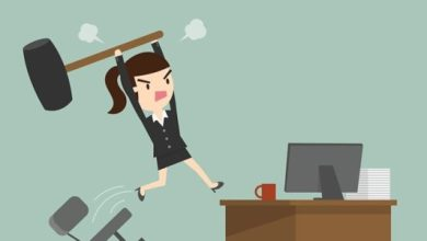 Photo of The link between being unhappy at work and your health
