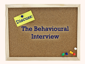 Photo of Using Behavior Based Interviewing to Select The Right Candidate