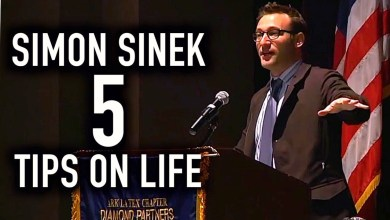Photo of Simon Sinek: How To Win At Life | Best Speech Ever??
