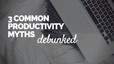 3-common-productivity-myths