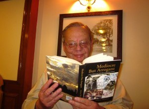 Photo of The Ruskin Bond Interview