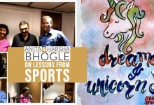 Photo of Ep 2: Anita & Harsha Bhogle talk about lessons from sports