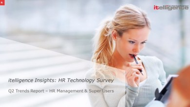 Photo of Top Technology Trends in HR Organizations