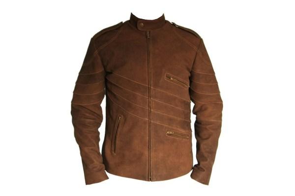 Dakota Motor Bike Leather Jacket for Men