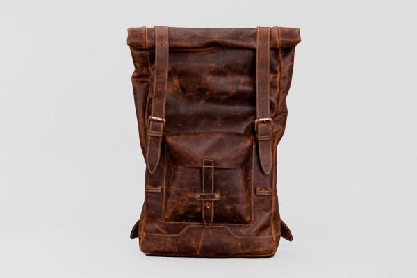 Flap Roll Bag Pack