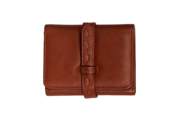 3 Fold Gent's Leather Wallet