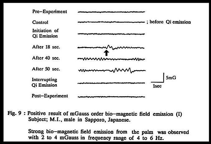 Akira Seto Biofield Frequencies 1