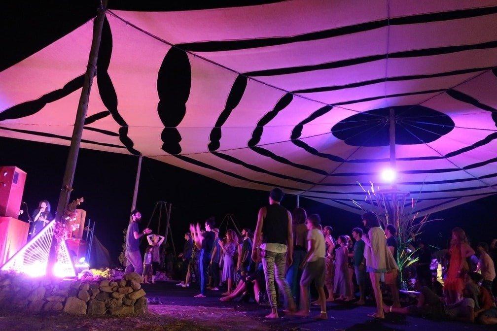 Main Stage Agni Spirit Festival 1