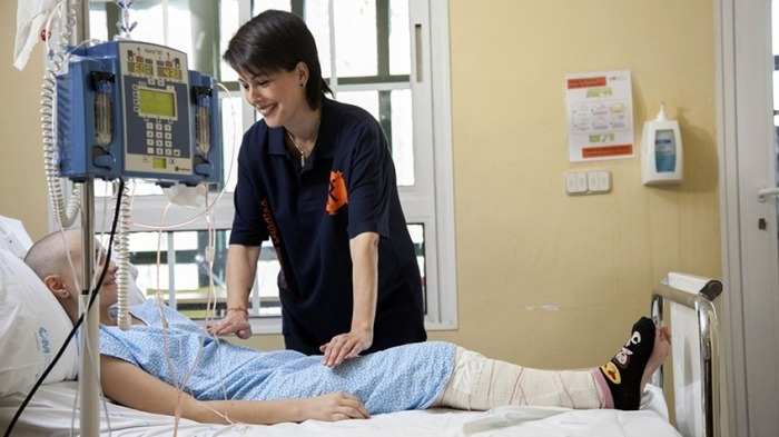 Reiki Hospitales Cuidado Complementario Cancer