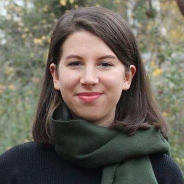 Tizia Labahn, leitende Redakteurin