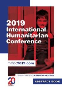 MERCY Malaysia International Humanitarian Conference 2019 by Humanitarian Capital
