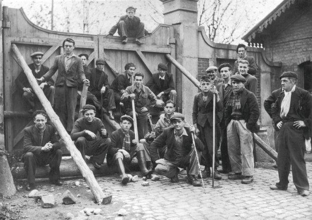 Mineurs français 1948