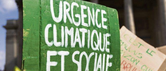 «On ne réglera pas les difficultés sociales sans prendre en compte les enjeux écologiques, et inversement», souligne Annick Coupé. Jérôme Gilles/NurPhoto via AFP