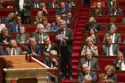 Les députés du groupe de la Gauche démocrate et républicaine ont proposé des mesures «    vertueuses  » selon la majorité, qui les a pourtant rejetées. Michel Baucher/Panoramic
