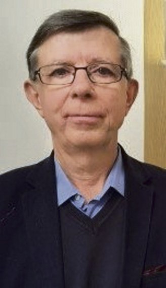 Michel Martzloff Secrétaire général de l'association l'Enfant bleu, enfance maltraitée