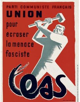 Affiche centenaire PCF 5 - Fondation Gabriel-Péri