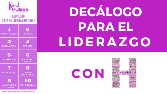 Decálogo HUGES – Versión 2019