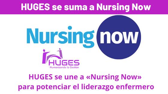HUGES se suma a Nursing Now