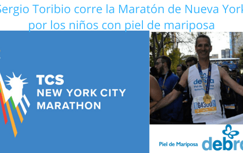 Corriendo la Maratón de New York por la Piel de Mariposa