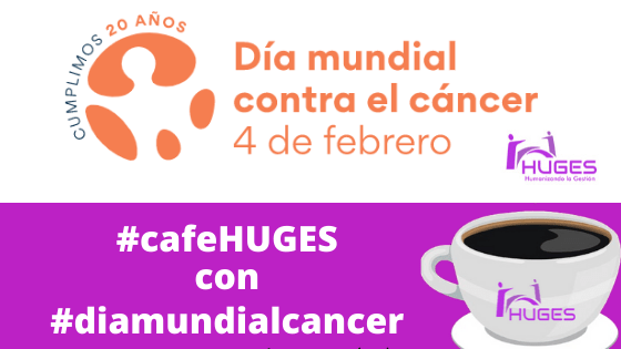 Esta semana el #cafeHUGES sale el martes