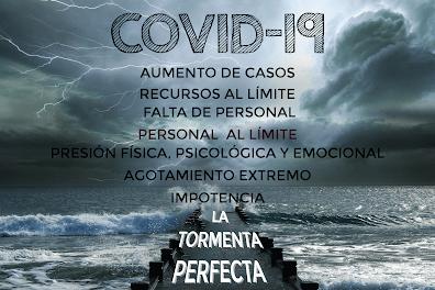 La tormenta perfecta por Pedro Jaén