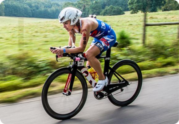 Figure 1.7b Quintana Roo PRsix Triathlon Bike.
