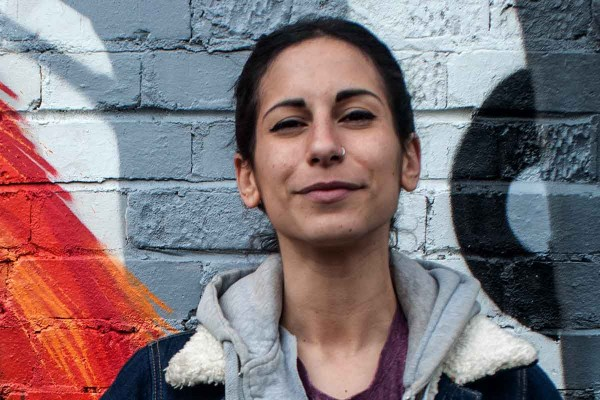 Olivia Skalkos – Project co-ordinator