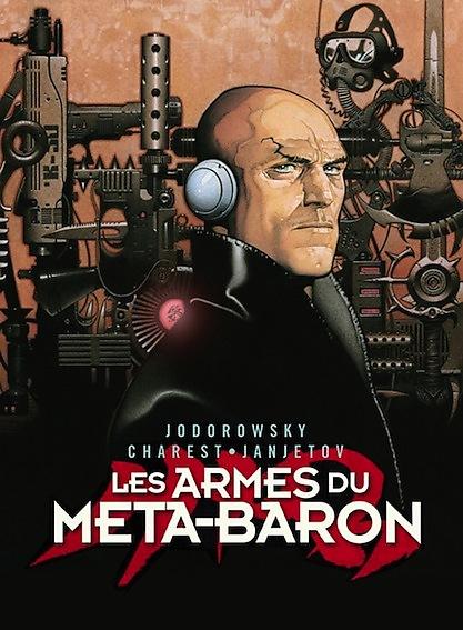"""Résultat de recherche d'images pour """"les armes du méta-baron"""""""