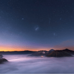 Mt Bromo Night Sky