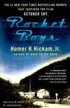 Rocket Boys by Hickam Homer