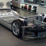 Tesla Model S Chassis Battery