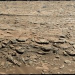 Curiosity panorama Mt Remarkable Sol 602