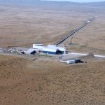LIGO from above