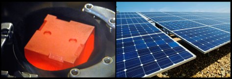 MMRTG and Solar Energy
