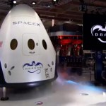 SpaceX Dragon v2 manned spacecraft Elon Musk