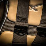 paceX Dragon v2 preview seat belt