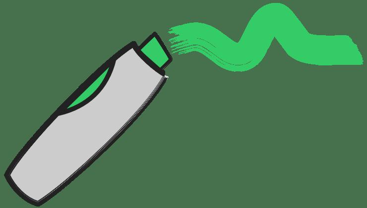 Marker Grün