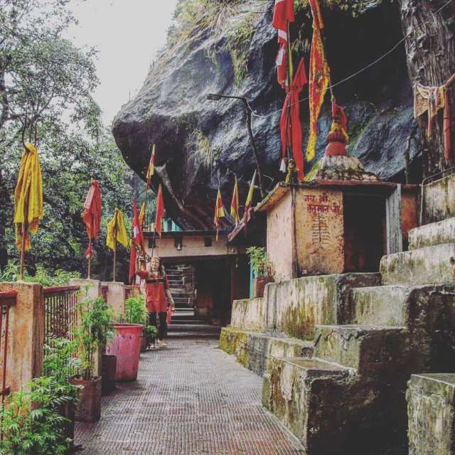 Panchkedar Kalpnath/Kalpeshwar Mandir