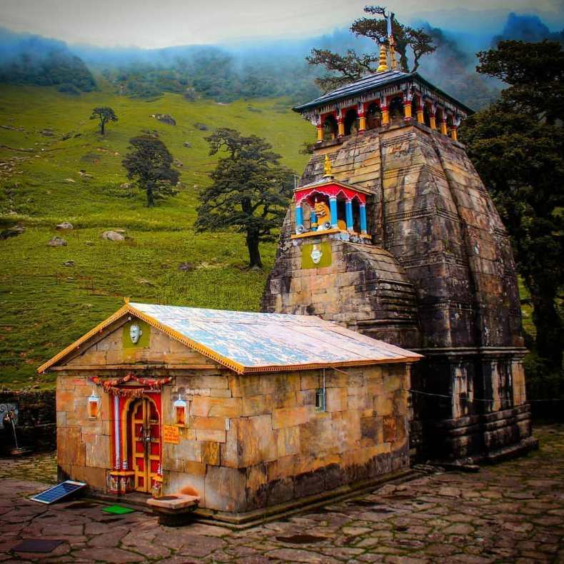 Panchkedar : Madhyameshwar Mandir
