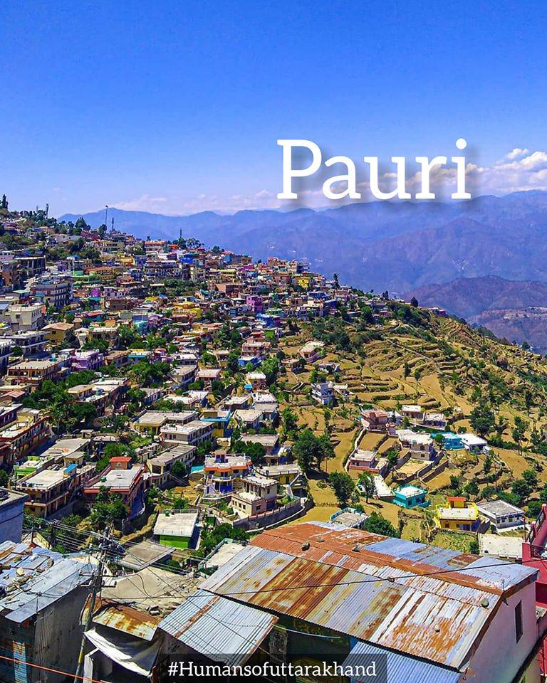 Pauri Garhwal