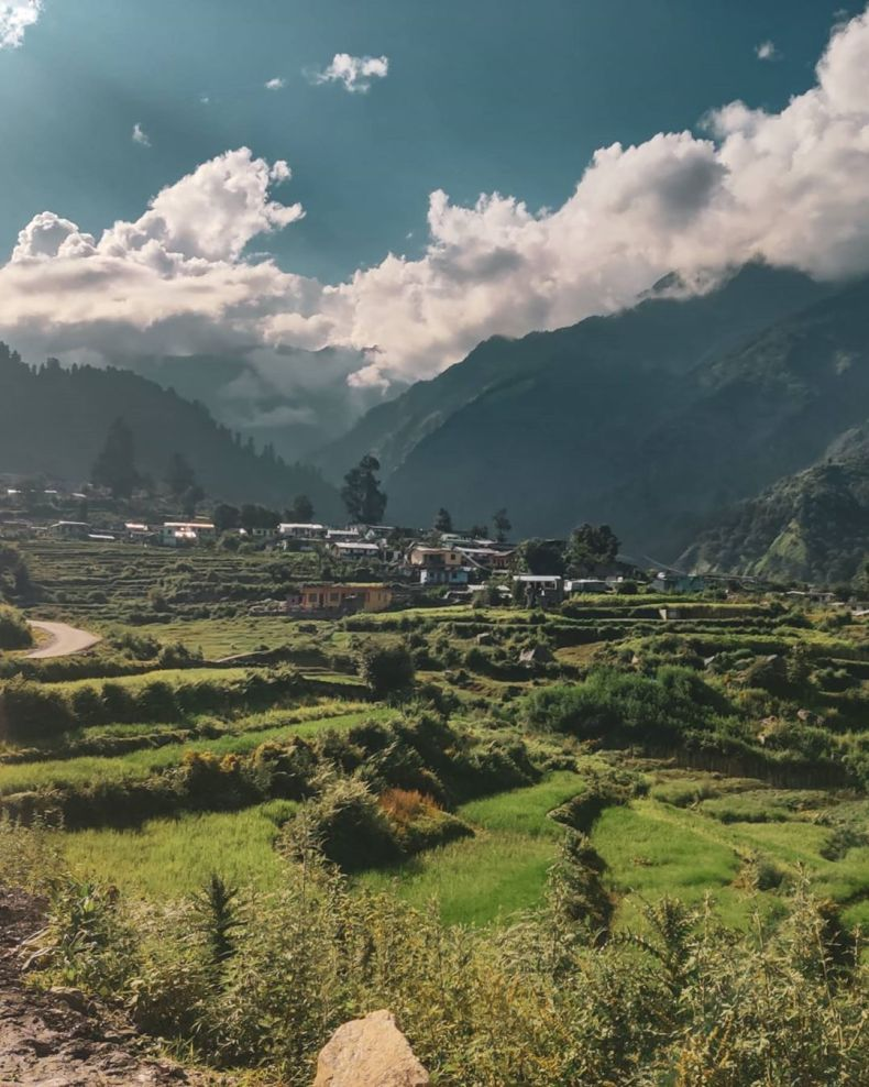 Urgam Valley - Chamoli