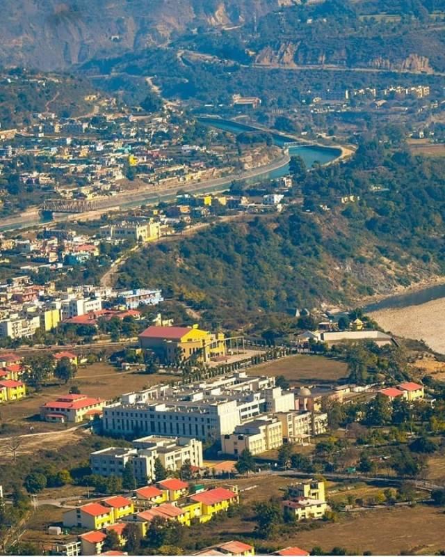 HNBGU Chauras Campus Srinagar
